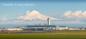 PDX Shuttle Airport