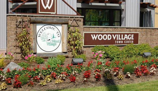 Wood Village PDX shuttle airport