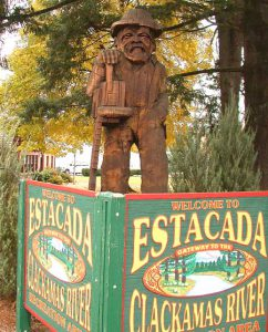 Estacada PDX shuttle airport