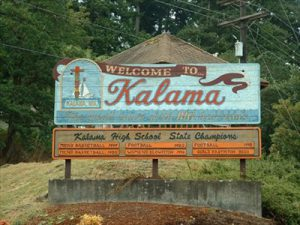 Kalama to PDX shuttle airport